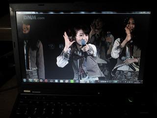 大島優子卒業公演 DMM.com AKB48オンデマンド